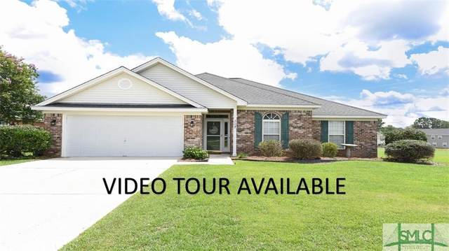 307 Keller Road, Rincon, GA 31326 (MLS #224671) :: Keller Williams Realty-CAP