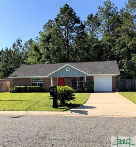 757 Jeanette Circle, Hinesville, GA 31313 (MLS #224673) :: Coastal Savannah Homes