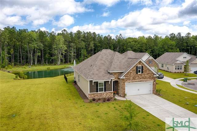 103 Natures Court, Pooler, GA 31322 (MLS #224687) :: Bocook Realty
