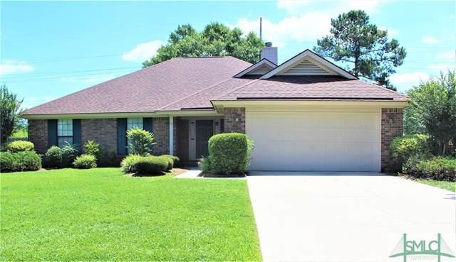 104 Mill Creek Drive, Rincon, GA 31326 (MLS #224709) :: Robin Lance Realty