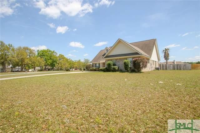 133 Jamestown Drive, Rincon, GA 31326 (MLS #224715) :: Robin Lance Realty