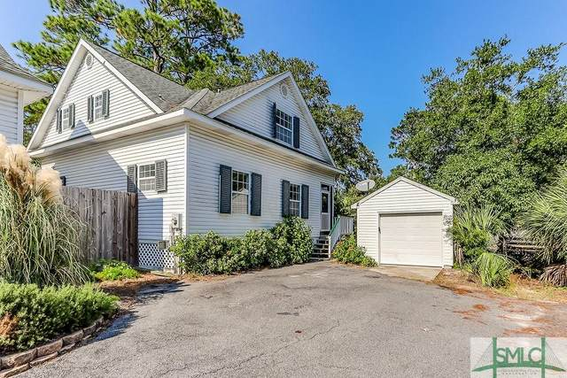 214 Eagles Nest Drive, Tybee Island, GA 31328 (MLS #224719) :: Bocook Realty