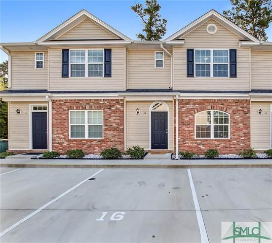 400 Tibet Avenue #16, Savannah, GA 31406 (MLS #224732) :: Liza DiMarco