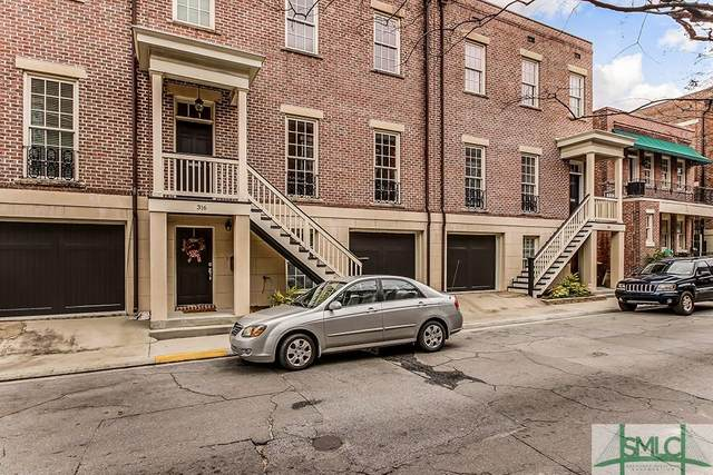 316 W Taylor Street, Savannah, GA 31401 (MLS #224737) :: Coastal Savannah Homes