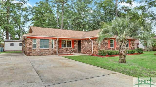 201 Brittney Lane, Hinesville, GA 31313 (MLS #224741) :: Bocook Realty