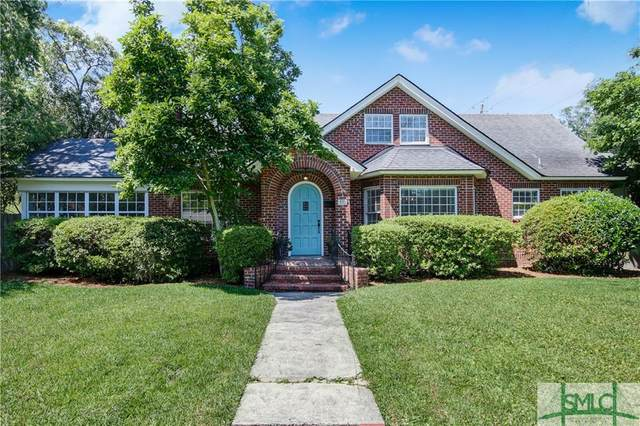 330 Columbus Drive, Savannah, GA 31405 (MLS #224746) :: Bocook Realty