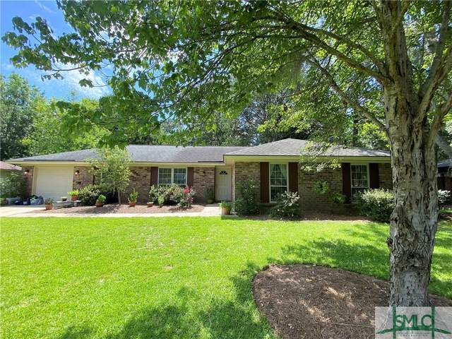 8 Chowning Drive, Savannah, GA 31419 (MLS #224757) :: Coastal Savannah Homes