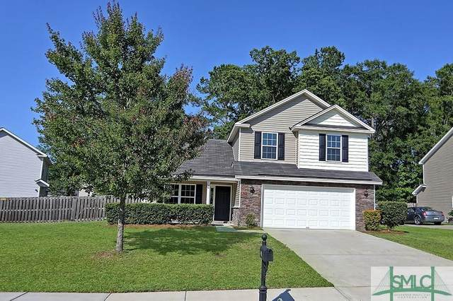 28 Wesleyan Drive, Savannah, GA 31419 (MLS #224763) :: Robin Lance Realty