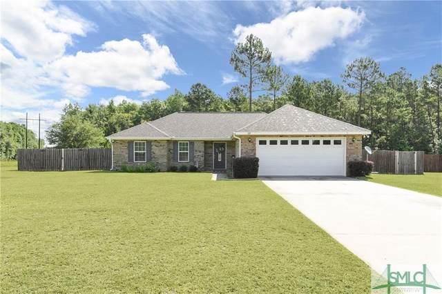 189 Carson Street NE, Ludowici, GA 31316 (MLS #224765) :: Coastal Homes of Georgia, LLC