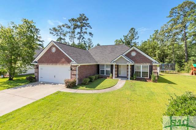 1209 Peacock Trail, Hinesville, GA 31313 (MLS #224768) :: Bocook Realty