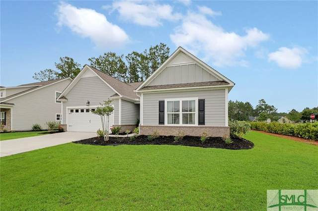 2 Ashstead Lane, Pooler, GA 31322 (MLS #224770) :: Bocook Realty