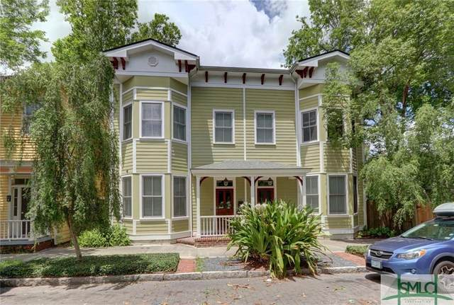 220 E Waldburg Street B, Savannah, GA 31401 (MLS #224776) :: The Arlow Real Estate Group