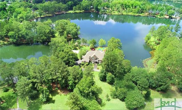 207 Cypress Lakes Drive, Bloomingdale, GA 31302 (MLS #224783) :: Coastal Savannah Homes