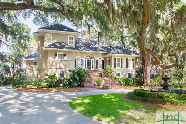 7 Breckenridge Lane, Savannah, GA 31411 (MLS #224789) :: Coastal Savannah Homes