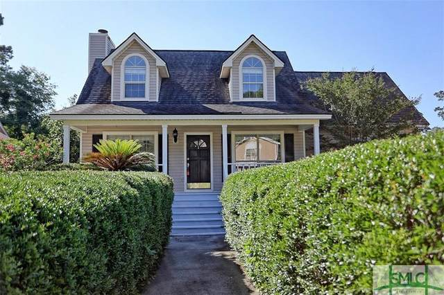 1 Oemler Court E, Savannah, GA 31410 (MLS #224802) :: Robin Lance Realty
