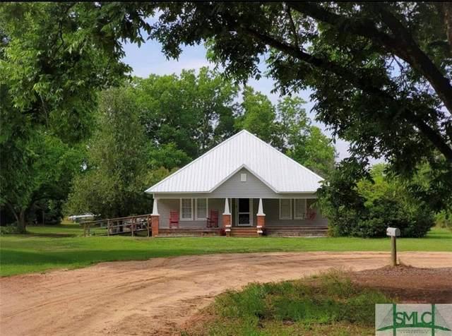 226 Hotchkiss Circle, Statesboro, GA 30458 (MLS #224814) :: Robin Lance Realty