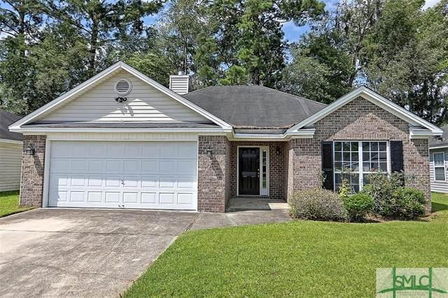 204 Fontenot Drive, Savannah, GA 31405 (MLS #224817) :: Coastal Homes of Georgia, LLC