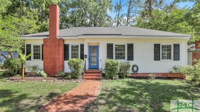 1512 E 54th Street, Savannah, GA 31404 (MLS #224821) :: Bocook Realty