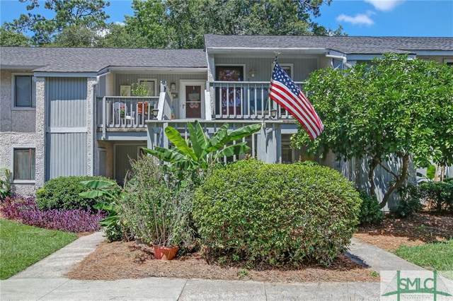 103 Oyster Shell Road 8D, Savannah, GA 31410 (MLS #224824) :: Level Ten Real Estate Group