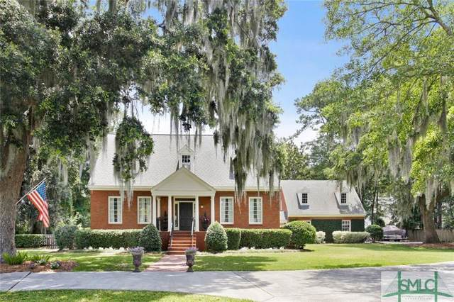204 Verdell Drive, Savannah, GA 31406 (MLS #224836) :: Bocook Realty