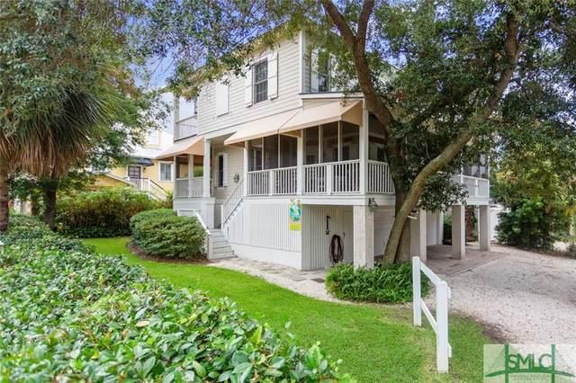 1702 Lovell Avenue, Tybee Island, GA 31328 (MLS #224837) :: Liza DiMarco