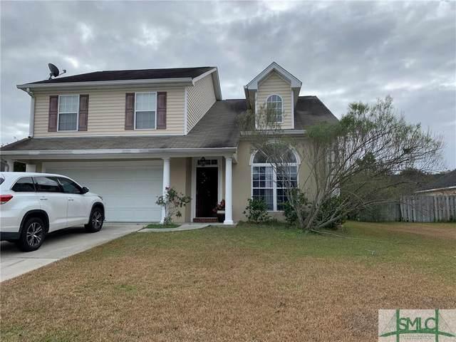 9 Ledgestone Lane, Savannah, GA 31419 (MLS #224838) :: Bocook Realty