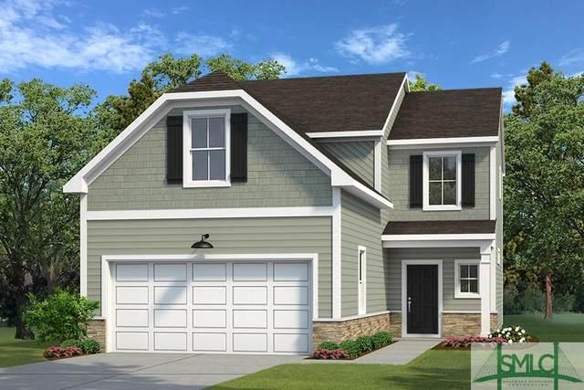 220 Parkside Boulevard, Port Wentworth, GA 31407 (MLS #224864) :: Bocook Realty