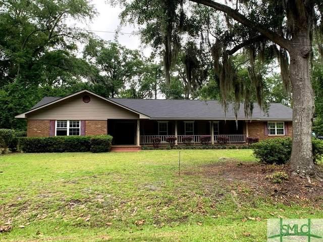 631 Smiley Street, Hinesville, GA 31313 (MLS #224884) :: Level Ten Real Estate Group