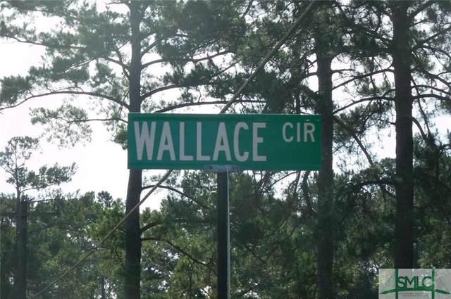 457 Wallace Circle, Bloomingdale, GA 31302 (MLS #224887) :: Keller Williams Coastal Area Partners