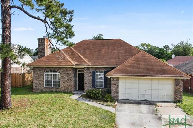 108 Mapmaker Cove, Savannah, GA 31410 (MLS #225900) :: Level Ten Real Estate Group