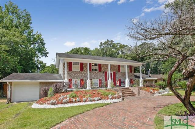 1025 Mohawk Street, Savannah, GA 31419 (MLS #225910) :: Bocook Realty