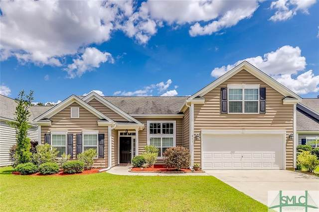 211 Grasslands Drive, Pooler, GA 31322 (MLS #225916) :: Bocook Realty