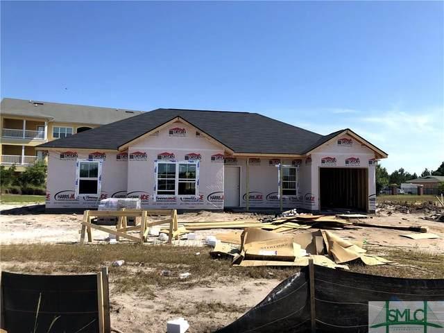 555 Burke Drive Lot #203, Hinesville, GA 31313 (MLS #225919) :: Level Ten Real Estate Group