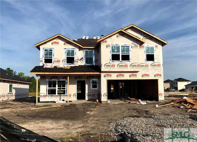 173 Farnsworth Trail, Hinesville, GA 31313 (MLS #225928) :: Level Ten Real Estate Group