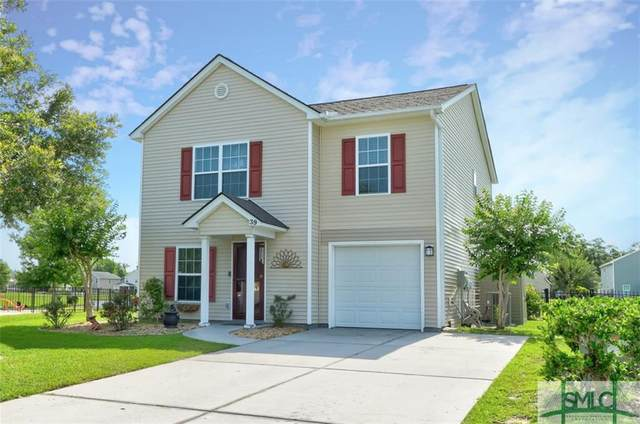 39 Cottingham Way, Pooler, GA 31322 (MLS #225967) :: The Arlow Real Estate Group