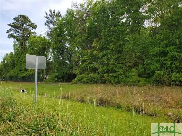 44 Oakwood Drive, Hardeeville, SC 29927 (MLS #225993) :: Teresa Cowart Team