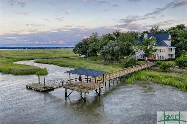 46 Modena Island Drive, Savannah, GA 31411 (MLS #226043) :: Liza DiMarco