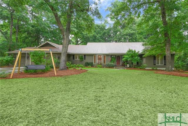 2 Pennefeather Lane, Savannah, GA 31411 (MLS #226070) :: Partin Real Estate Team at Luxe Real Estate Services