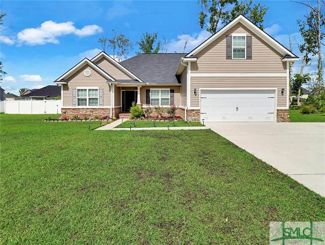 864 Forest Street, Hinesville, GA 31313 (MLS #226080) :: Partin Real Estate Team at Luxe Real Estate Services