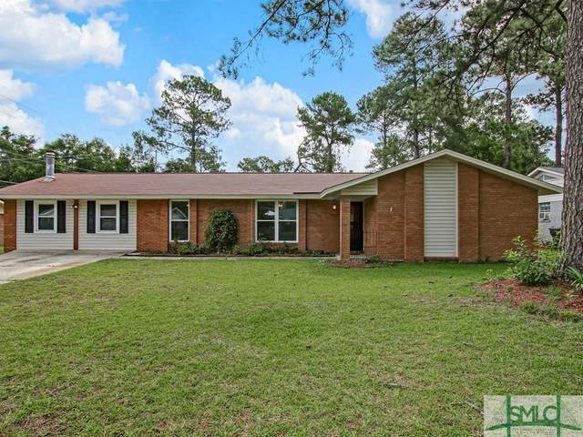 13010 Canterbury Road, Savannah, GA 31419 (MLS #226097) :: Partin Real Estate Team at Luxe Real Estate Services