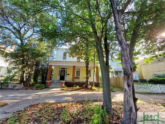 406 E Hall Street, Savannah, GA 31401 (MLS #226101) :: The Arlow Real Estate Group