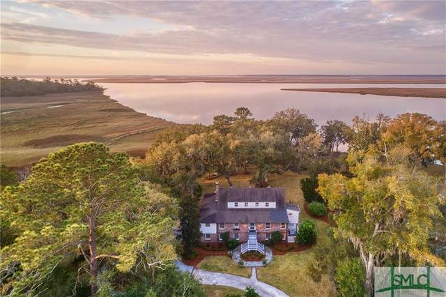 144 Schley Avenue, Savannah, GA 31419 (MLS #226156) :: The Arlow Real Estate Group
