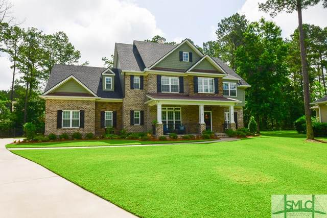 25 Lake Heron Court W, Pooler, GA 31322 (MLS #226163) :: Level Ten Real Estate Group