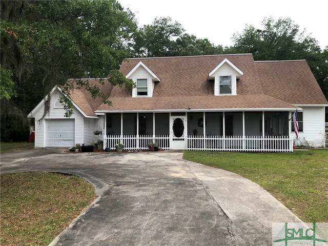 157 Ole Oak Road, Allenhurst, GA 31301 (MLS #226189) :: Keller Williams Coastal Area Partners