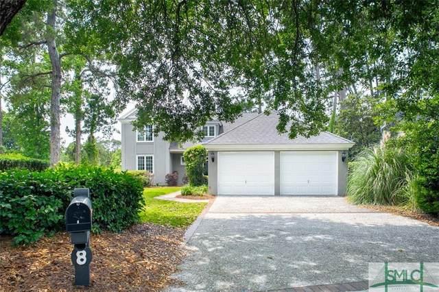 8 Tanaquay Court, Savannah, GA 31411 (MLS #226191) :: Bocook Realty