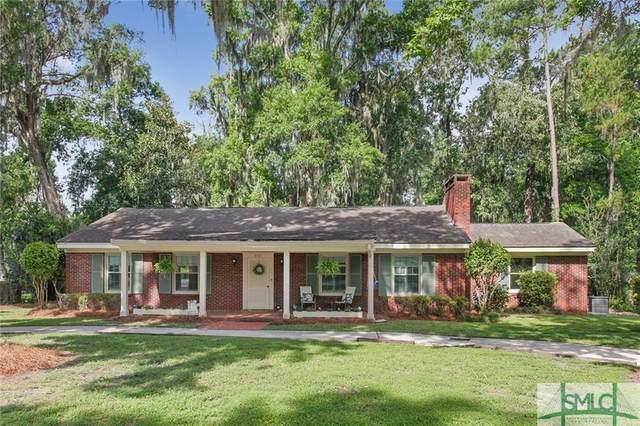 5701 Colonial Drive, Savannah, GA 31406 (MLS #226228) :: Heather Murphy Real Estate Group