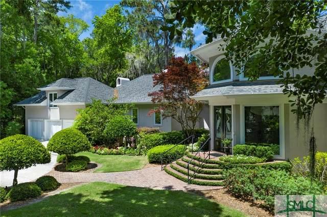 18 Shellwind Drive, Savannah, GA 31411 (MLS #226246) :: Keller Williams Realty-CAP