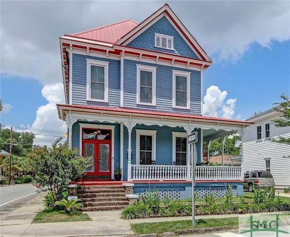 102 E 39th Street, Savannah, GA 31401 (MLS #226247) :: Coastal Savannah Homes