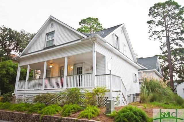 214B Eagles Nest Lane, Tybee Island, GA 31328 (MLS #226252) :: Glenn Jones Group | Coldwell Banker Access Realty
