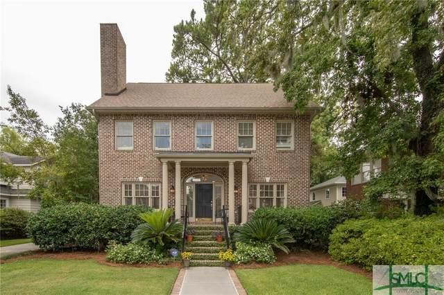 525 E 45th Street, Savannah, GA 31405 (MLS #226261) :: Keller Williams Realty-CAP
